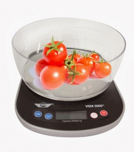 Food Network Kitchen Scale Weights