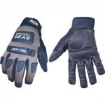 The Anti-Vibration Gloves reduce the vibrations when using power tools and driving equipment