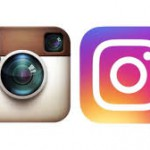 instagram new and old icons side by side
