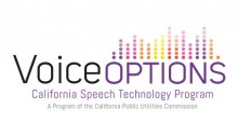 Voice options logo