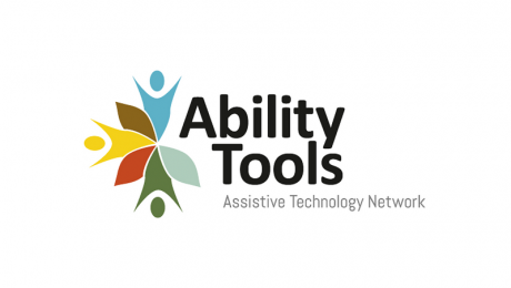 Ability Tools logo with white background