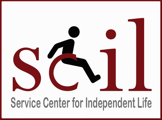 Service Center for Independent Life logo