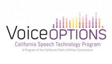 Voice options logo